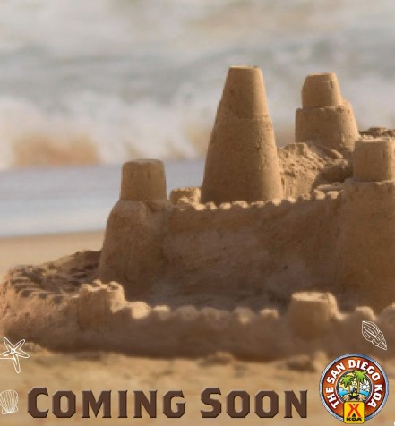 Sand Castle Cafe For Kei Movie