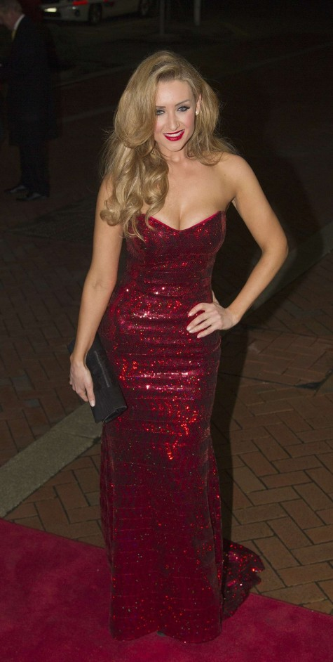 Catherine Tyldesley The Mirror Ball