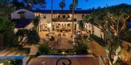 Celebrity Homes Amazing Mansions Of Celebrities Under Robert Pattinson