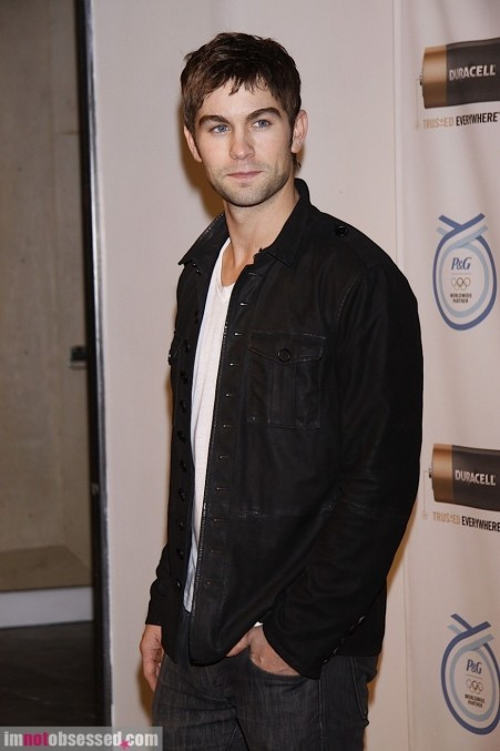 Chace Crawford And Joe Manganiello Step Out For Olympic Event