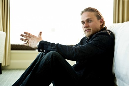 Charlie Hunnam Most Popular Celebs In Actor