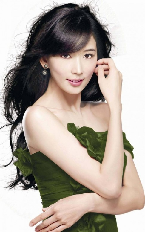 Taiwan China Advertising Models Chiling Lin Hd Pictures
