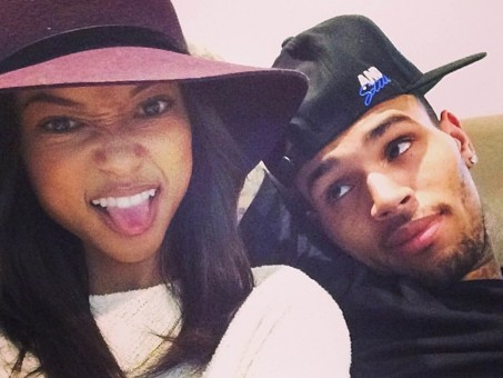 Chris Brown Karrueche Tran Thatgrapejuice