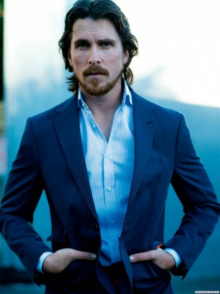 Full Christian Bale Hot