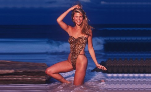 Christie Brinkley Wallpaper