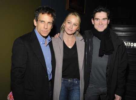 Billy Crudup Ben Stiller And Christine Taylor At Event Of Rampart Large Picture And Ben Stiller