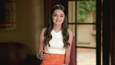 Rbs Sneak Peek Ciara Bravo Favorite Scene Red Band Society