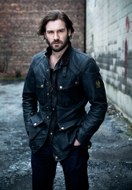 Clive Standen Vikings