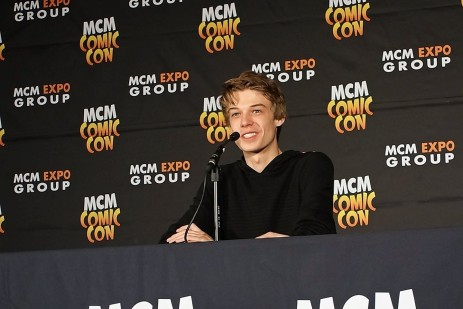 Colin Ford At Mcm Birmingham Movies