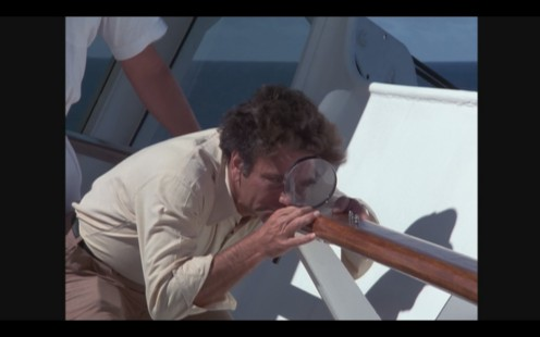 Columbo Troubled Waters Wallpaper