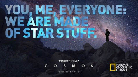 Cosmos: A Spacetime Odyssey Shared Picture
