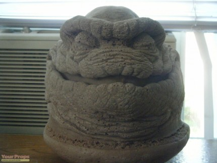 Critters The Main Course Original Head Casting From Original Mold Movie