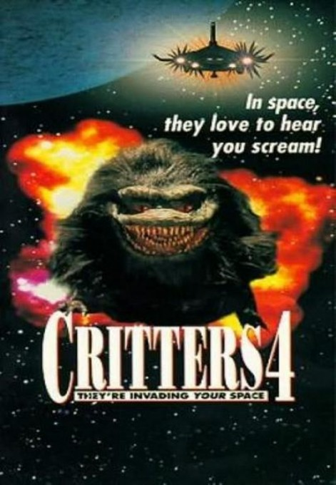 Kritarsite Critters Theyre Invading Your Space Movie