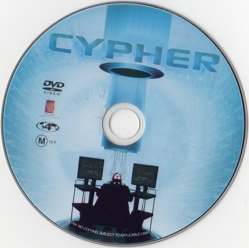 Cypher Ws Cd Wwwgetdvdcoverscom Movie