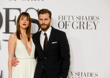 Gty Dakota Johnson Jamie Dornan Ml Mn And Jamie Dornan