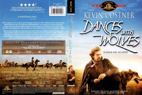 Dances With Wolves Front Wwwgetcoversnet Movie