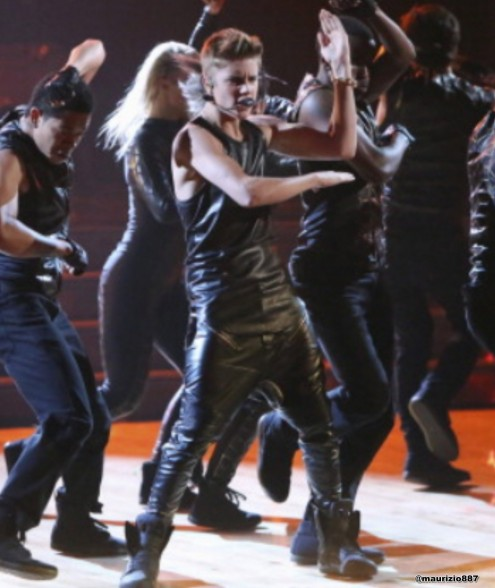 Justin Bieber Dancing With The Stars Justin Bieber