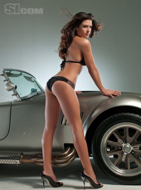 Danica Patrick Sports Illustrated Swimsuit Edition Mq Go Daddy