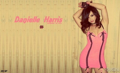 Danielle Harris Wallpaper