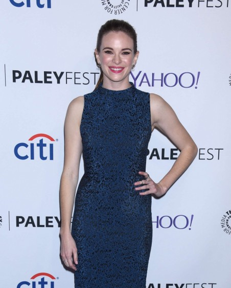 Danielle Panabaker Paleyfest Arrow And The Flash Event