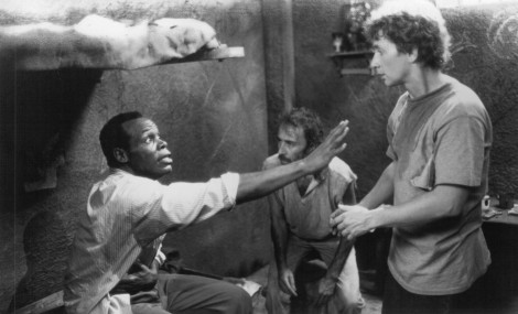 Still Of Danny Glover And Martin Short In Pure Luck Large Picture