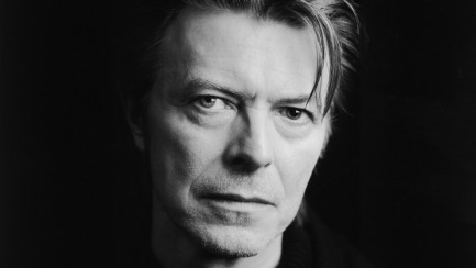 David Bowie Where Are We Now Eyes