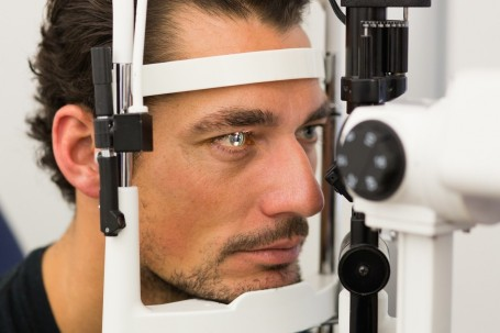 David Gandy Laser Eye Surgery Young