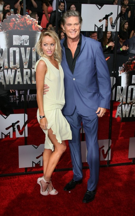 Mtv Movie Awards Red Carp Daughter