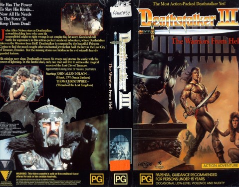 Deathstalker Iii Movie