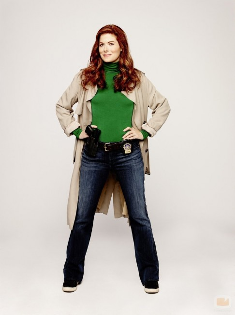 Debra Messing Laura Diamond Mysteries Laura Mysteries Of Laura
