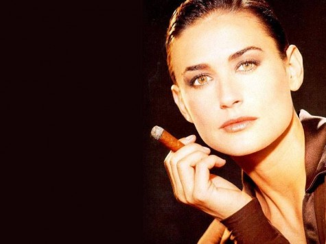 Demi Moore Wallpaper Artist High Quality Movies