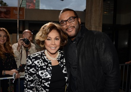 Diahann Carroll And Tyler Perry At Event Of Peeples Vic Damone