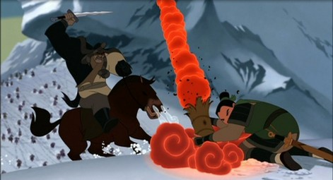 Mulan Cannon The Disney Character With The Highest Body Count Ever Is Body