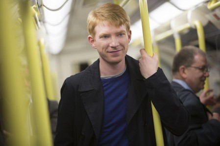 Still Of Domhnall Gleeson In About Time Large Picture