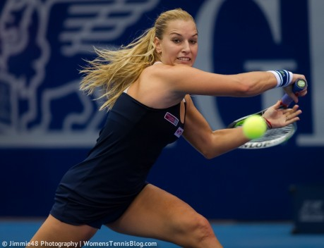 Dominika Cibulkova Generali Ladies Linz Dress