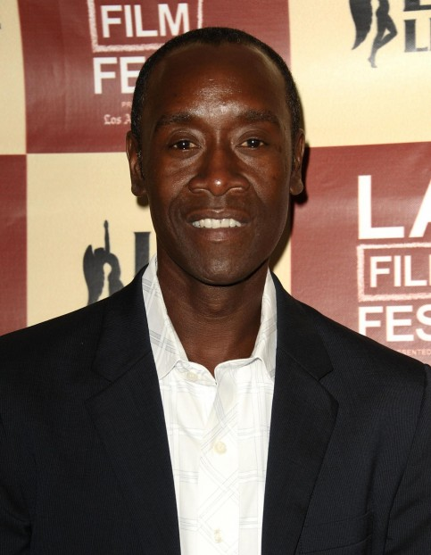 Don Cheadle At Event Of The Guard