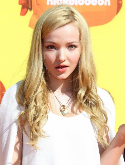 Dove Cameron Nickelodeons Th Annual Kids Choice Awards In Inglewood