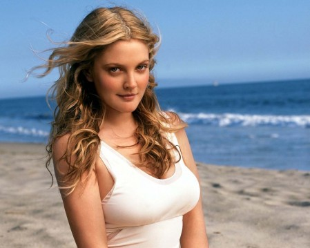 Hot Drew Barrymore Sexy