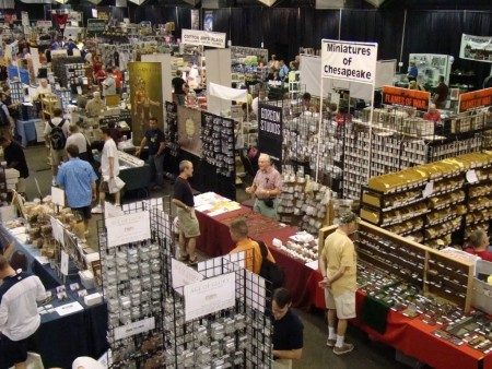 Dealers Room Overview