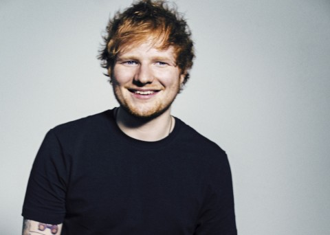 Ed Sheeran Poster Tattoo