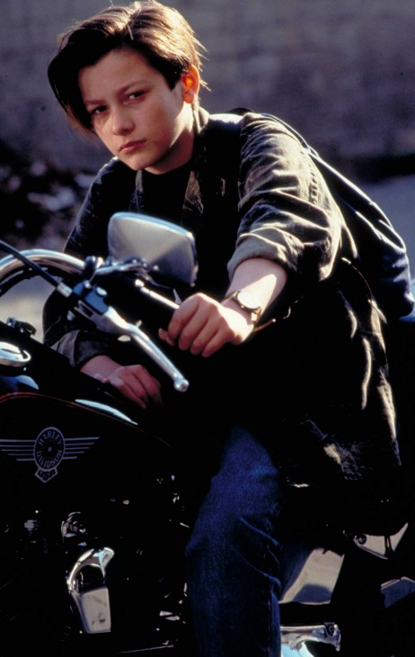 Edward Furlong John Connor Stars In Lionsgate Home Entertainments Terminator Skynet Edition Blu Ray Movies