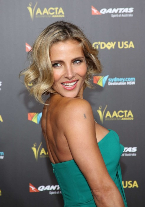 Elsa Pataky Gday Usa Gala Featuring The Aacta International Awards