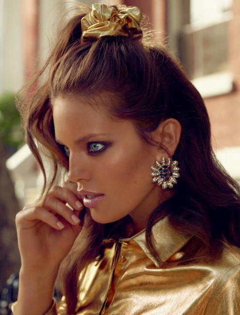 Emily Didonato Vogue Spain October