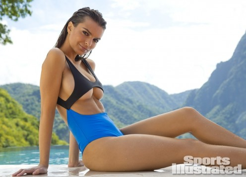 Emily Ratajkowski Sports Illustrated Swimwear Sports Illustrated