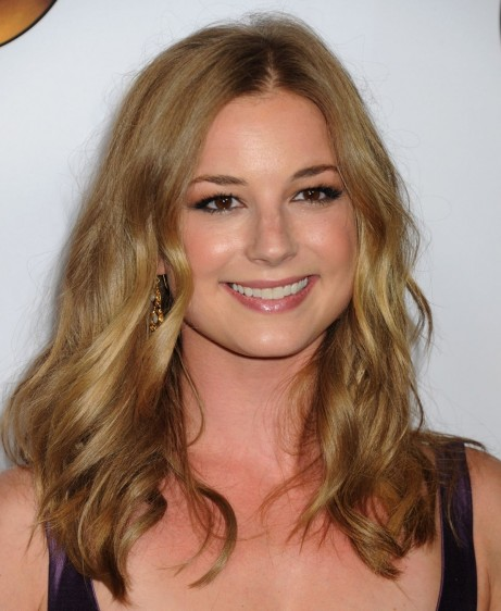 Emily Vancamp Showed At Disney Abc Television Group Tca Winter Press Tour In Pasadena