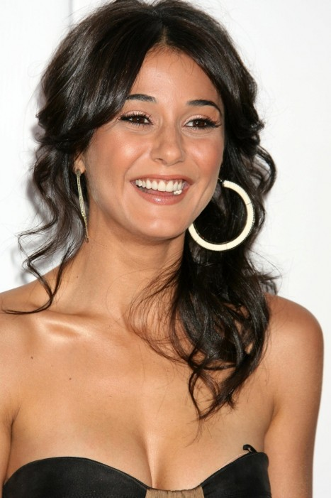 Emmanuelle Chriqui Fashion