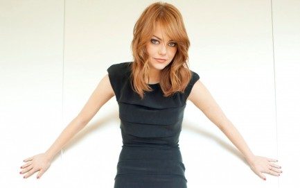 Emma Stone Hd Wallpaper Sexy
