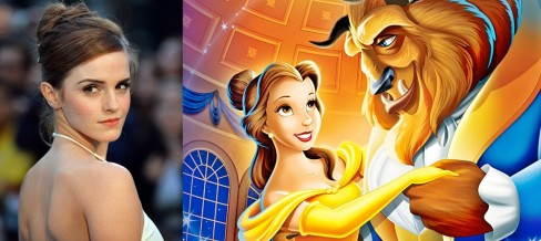 Emma Watson To Lead Beauty And The Beast