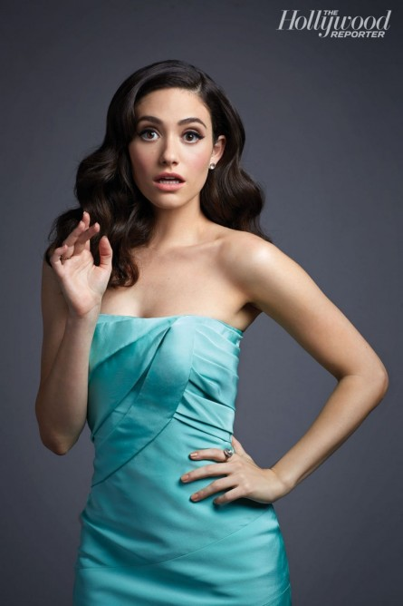 Emmy Rossum Photos For The Hollywood Reporter June