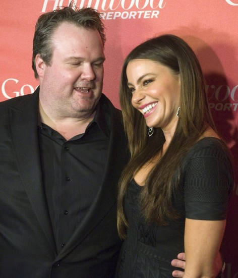 Actors Eric Stonestreet Sofia Vergara Films